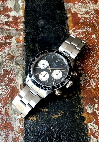 "Rolex ""The Floating Daytona ref. 6240"" 13"
