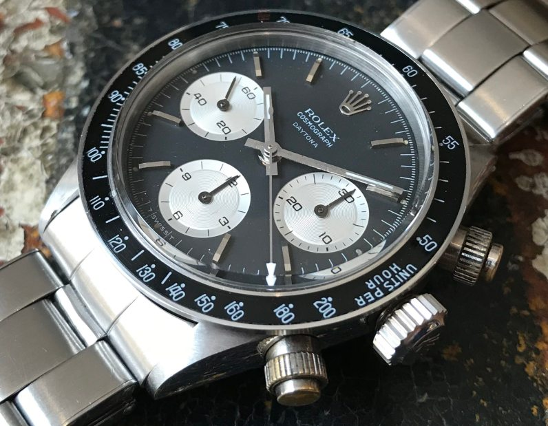 "Rolex ""The Floating Daytona ref. 6240"" 15"