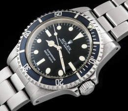 Rolex The Full set Submariner ref. 5513 Maxi Dial 1