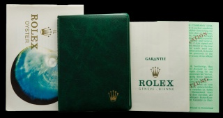 Rolex The Full set Submariner ref. 5513 Maxi Dial 10