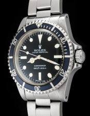 Rolex The Full set Submariner ref. 5513 Maxi Dial 2