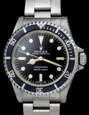 Rolex The Full set Submariner ref. 5513 Maxi Dial 3