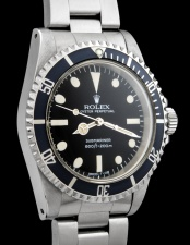 Rolex The Full set Submariner ref. 5513 Maxi Dial 4