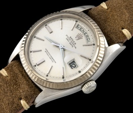 Rolex The white gold Day-Date ref. 1803 1