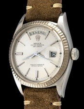 Rolex The white gold Day-Date ref. 1803 2