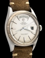 Rolex The white gold Day-Date ref. 1803 4