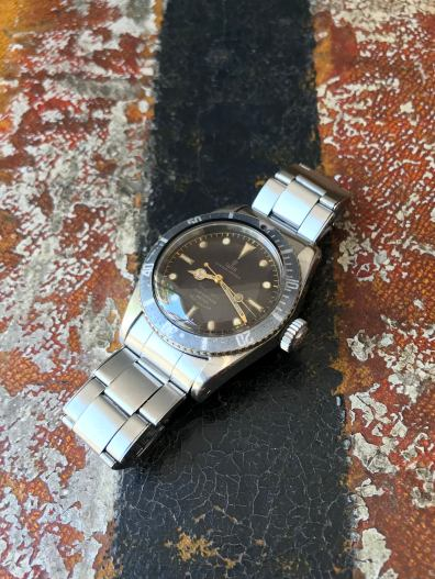 """Tudor """"The Tropical Big Crown Oyster Prince Submariner ref. 7924"""" 10"""