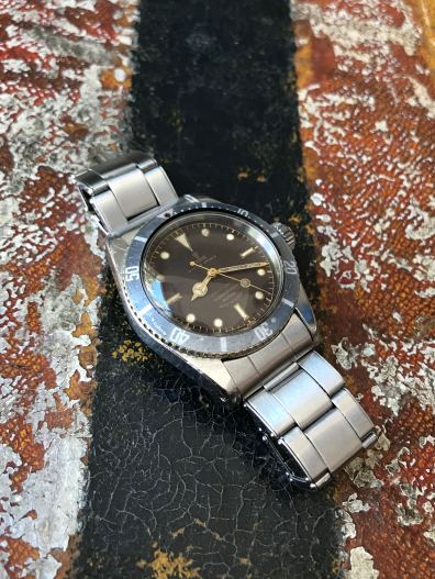 """Tudor """"The Tropical Big Crown Oyster Prince Submariner ref. 7924"""" 11"""