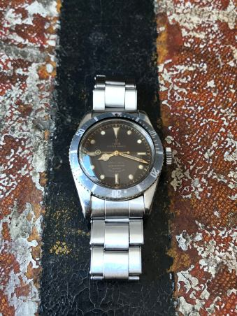 """Tudor """"The Tropical Big Crown Oyster Prince Submariner ref. 7924"""" 9"""