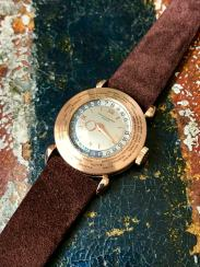 Patek Philippe The pink gold World Time ref. 1415 10