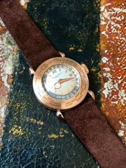 Patek Philippe The pink gold World Time ref. 1415 11