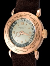 Patek Philippe The pink gold World Time ref. 1415 2