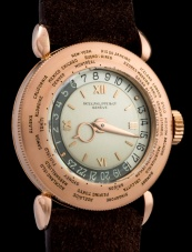 Patek Philippe The pink gold World Time ref. 1415 4