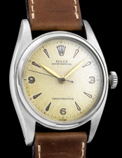 Rolex The steel 3-6-9 Ovettone ref. 6098 4