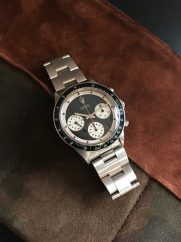 Rolex The steel Paul Newman ref. 6241 12