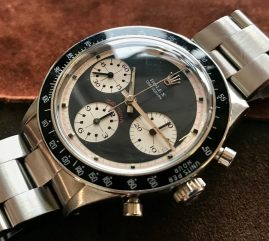 Rolex The steel Paul Newman ref. 6241 13