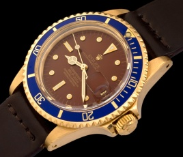 Rolex The Tropical gold Submariner ref. 1680 1