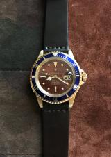 Rolex The Tropical gold Submariner ref. 1680 10