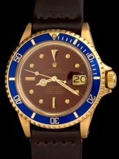 Rolex The Tropical gold Submariner ref. 1680 3