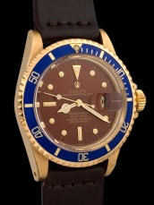 Rolex The Tropical gold Submariner ref. 1680 4