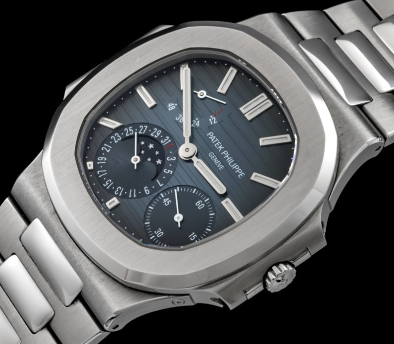 Patek Philippe The Full set steel Nautilus ref. 3712:1A 1