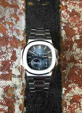 Patek Philippe The Full set steel Nautilus ref. 3712:1A 10