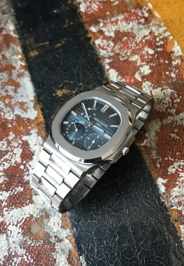 Patek Philippe The Full set steel Nautilus ref. 3712:1A 11