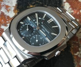 Patek Philippe The Full set steel Nautilus ref. 3712:1A 13